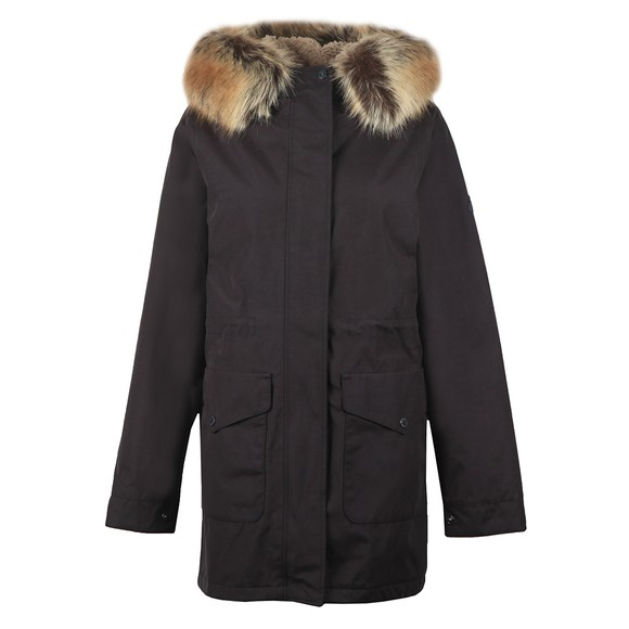 Barbour Lifestyle Womens Blue Swanage Jacket
