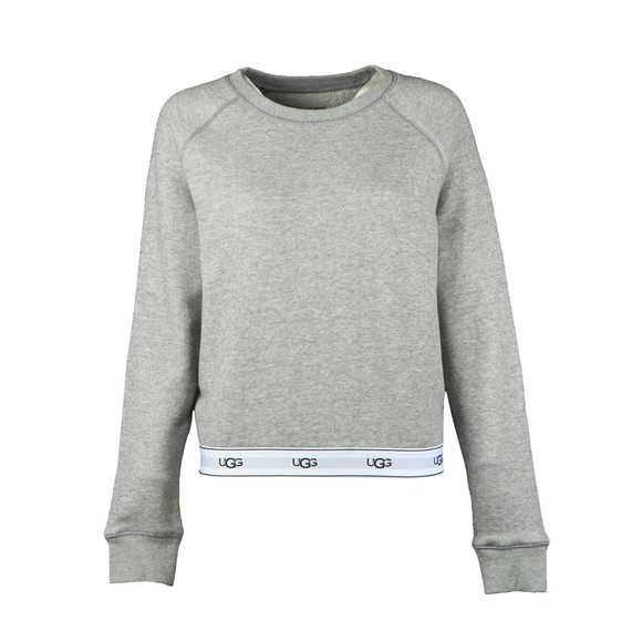 Ugg Womens Grey Nena Sweatshirt