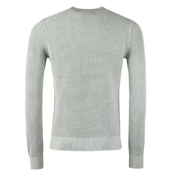 Superdry Mens Grey Academy Crew Jumper main image