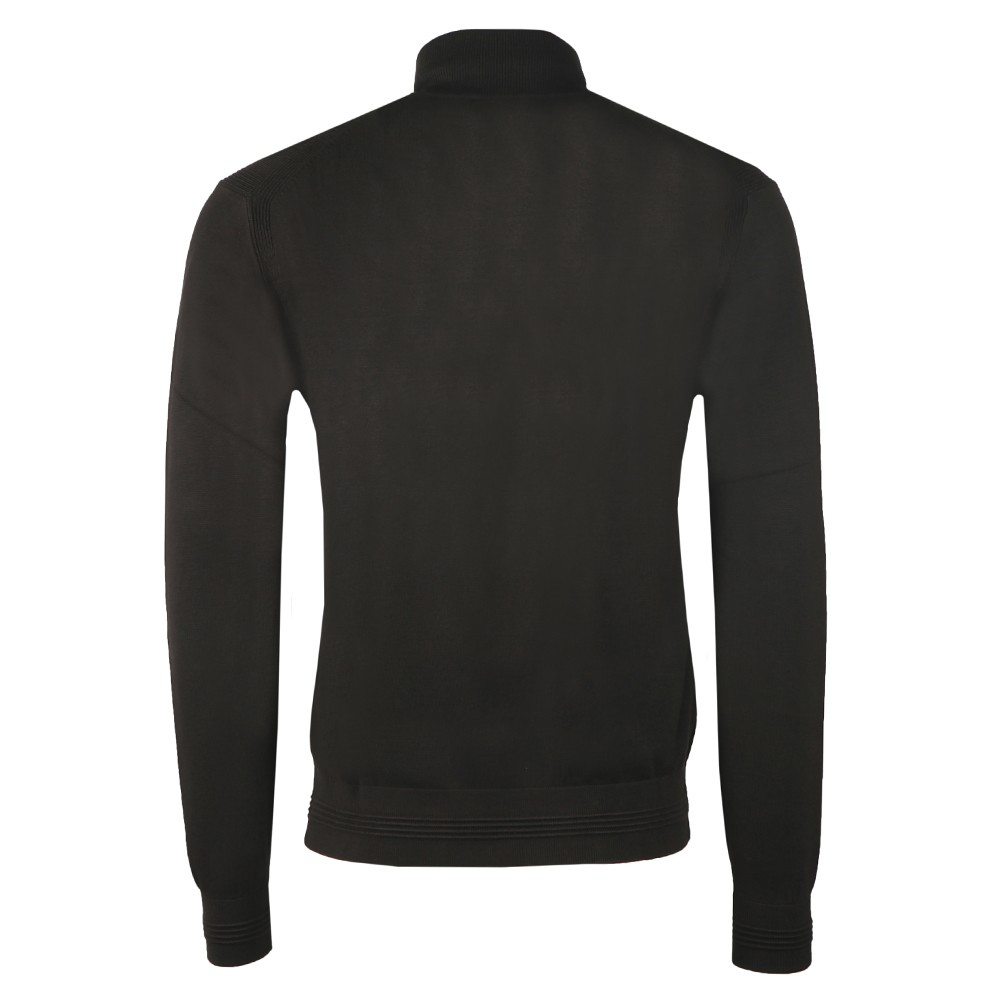 Half Zip Knitted Jumper main image