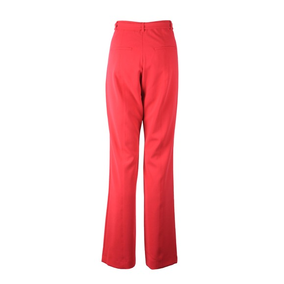 French Connection Womens Pink Alia Whisper High Waist Trouser main image