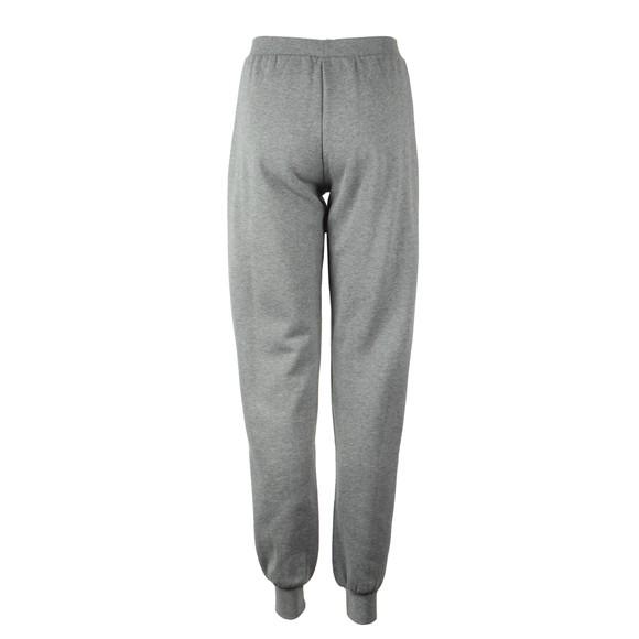 Emporio Armani Womens Grey Cuffed Jogger main image