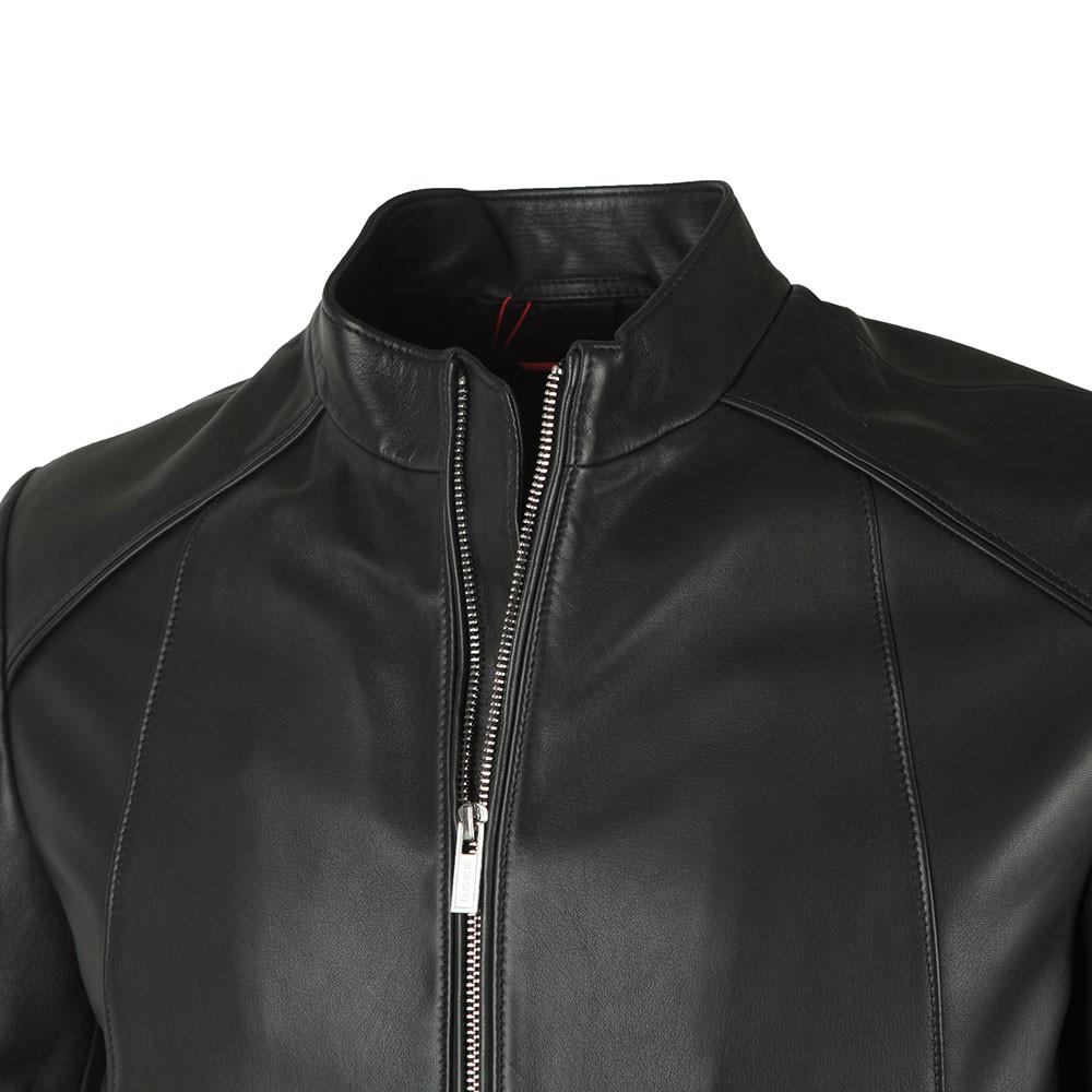 Lonas Leather Jacket main image
