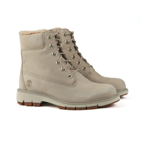 Timberland Womens Grey Lucia Way Lined Boot