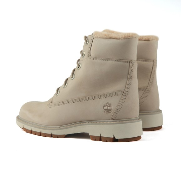 Timberland Womens Grey Lucia Way Lined Boot main image