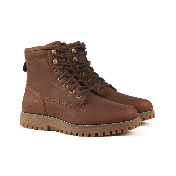 Timberland Mens Brown Jacksons Landing Waterproof Boot