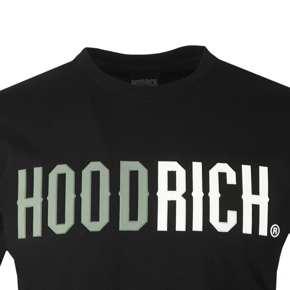 Hoodrich Mens Multicoloured OG Splitter T-Shirt