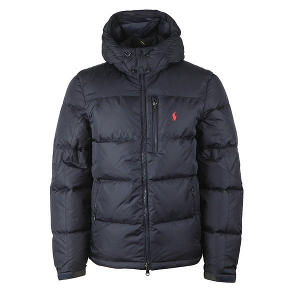 Polo Ralph Lauren Mens Blue El Cap Down Jacket