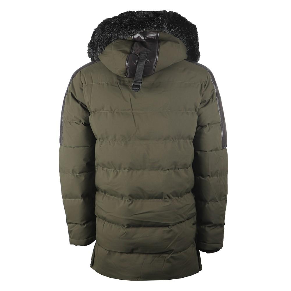 Hunton Long Parka Jacket main image