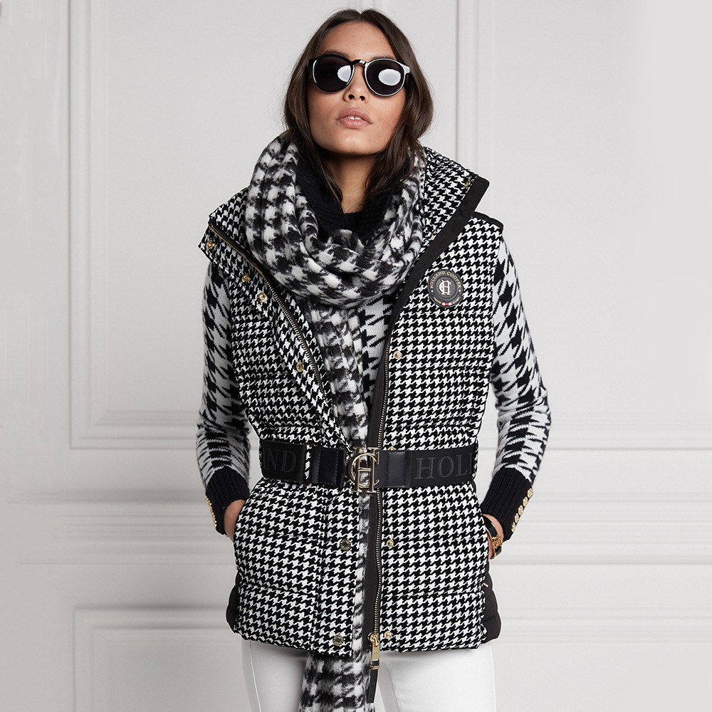 Valais Quilted Gilet main image