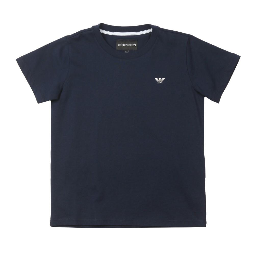 Boys Small Logo T Shirt main image
