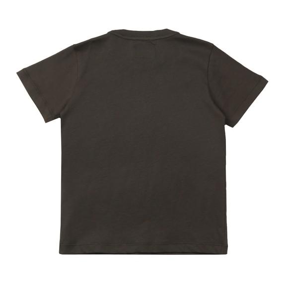 Emporio Armani Boys Green 6H4DJA Logo T Shirt
