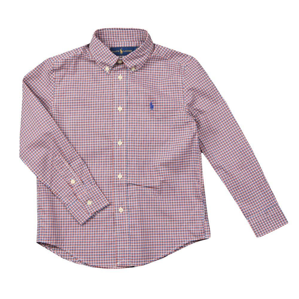LS Small Checkered Shirt main image