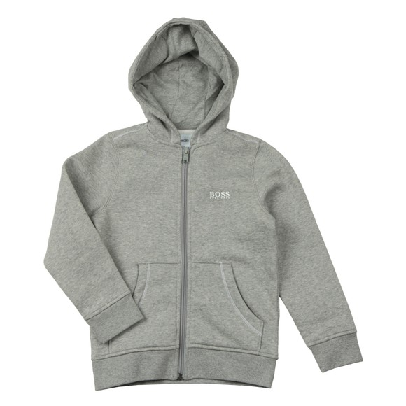 BOSS Boys Grey J25G77 Hoody
