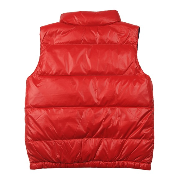 Polo Ralph Lauren Boys Red Hawthorn Gilet