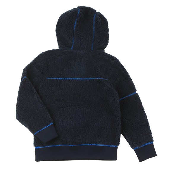 Napapijri Boys Blue Boys Teide Overhead Fleece