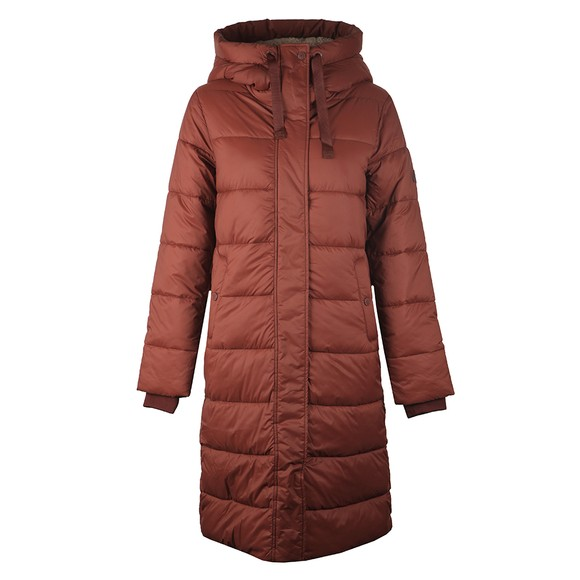 Barbour Lifestyle Womens Brown Cassins Quilt main image