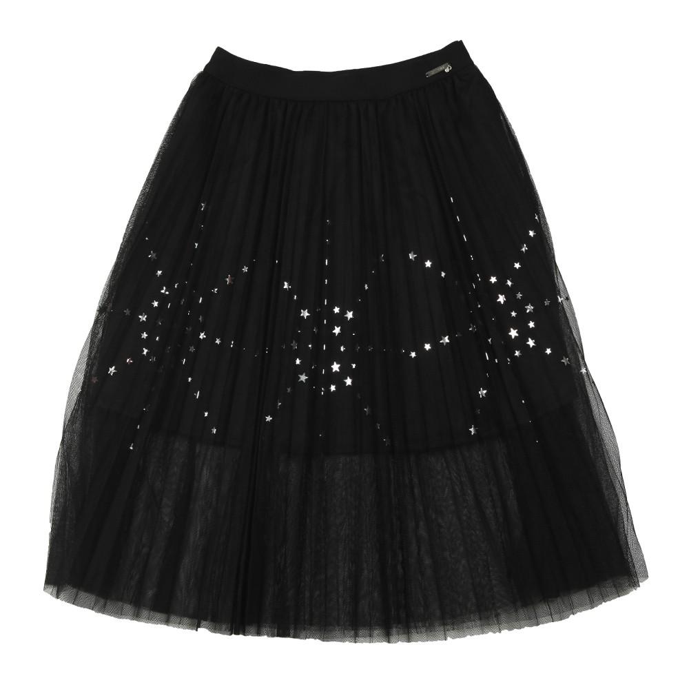 Mesh Star Skirt main image