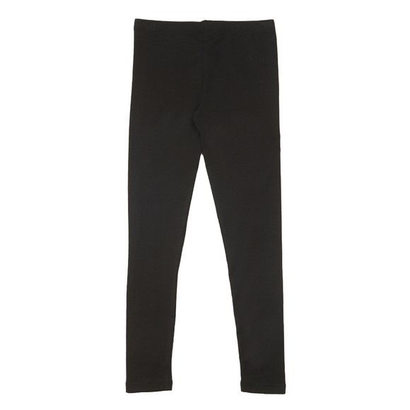 Guess Girls Black Core Logo Legging