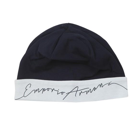 Emporio Armani Boys Blue Newborn Gift Set main image