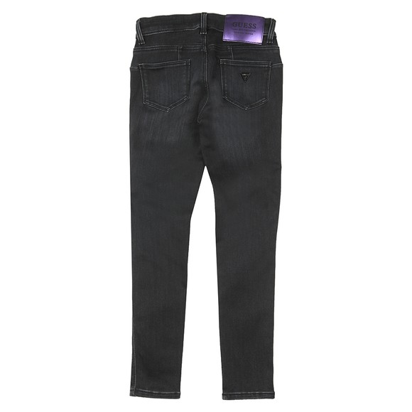 Guess Girls Black Skinny Jean