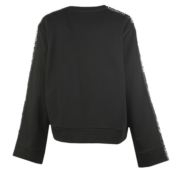 HUGO Womens Black Dalara Sweatshirt  main image