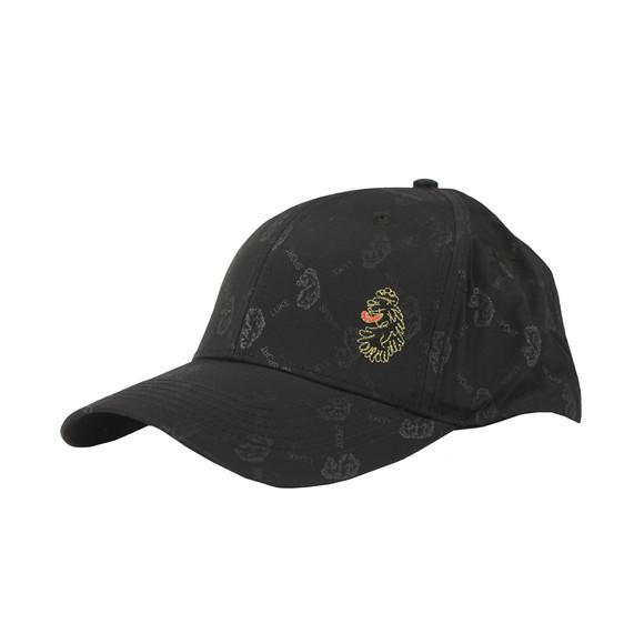 Luke Sport Mens Black Drift Cap