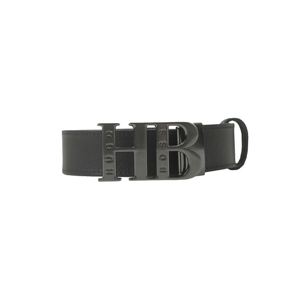 BOSS Boys Black HB Buckle Belt