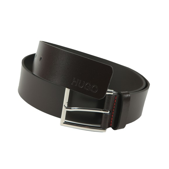 HUGO Mens Brown Giaspo Belt