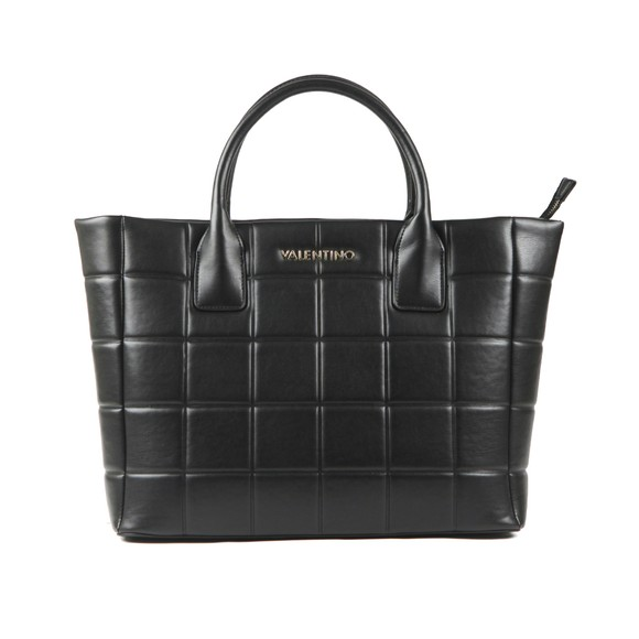Valentino by Mario Womens Black Imperia Tote