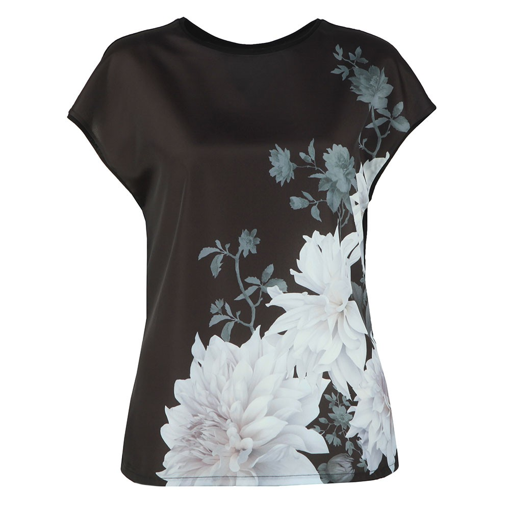 Clove Woven Front T Shirt main image