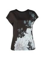 Clove Woven Front T Shirt