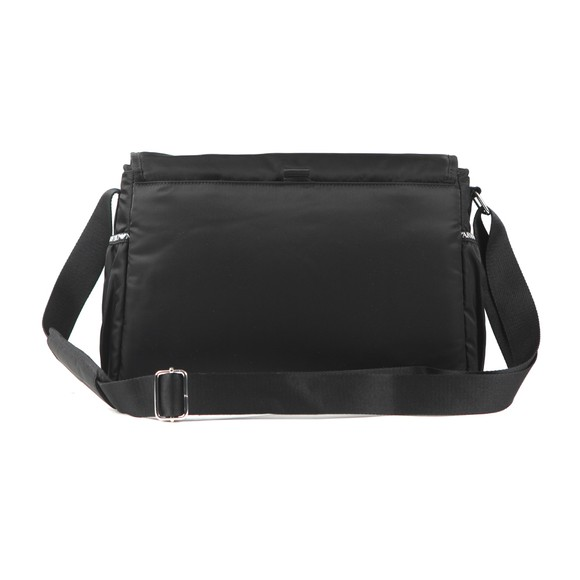 Emporio Armani Baby Boys Black Changing Bag