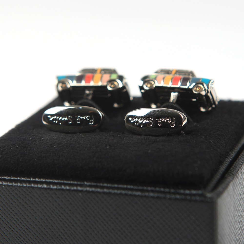 Mini Car Cufflink main image