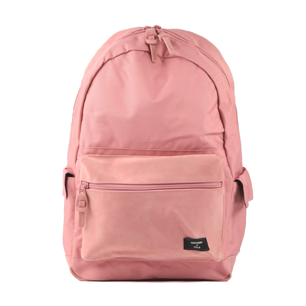 Suedette Block Edition Montana Backpack main image