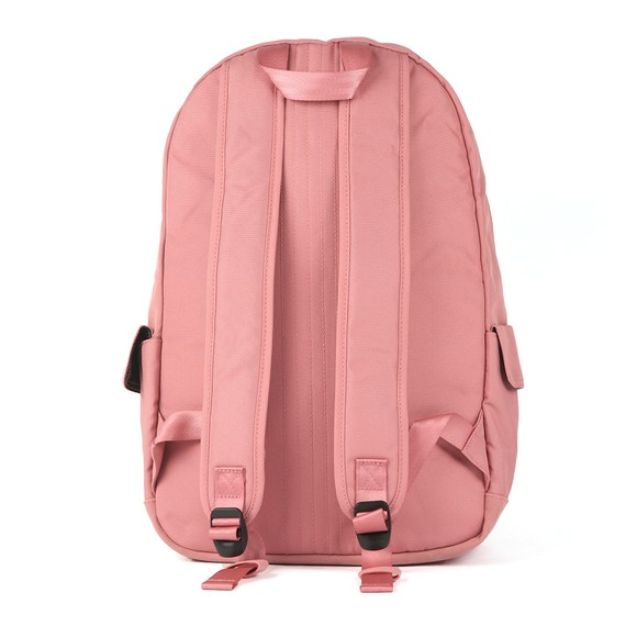 Superdry Womens Pink Suedette Block Edition Montana Backpack main image