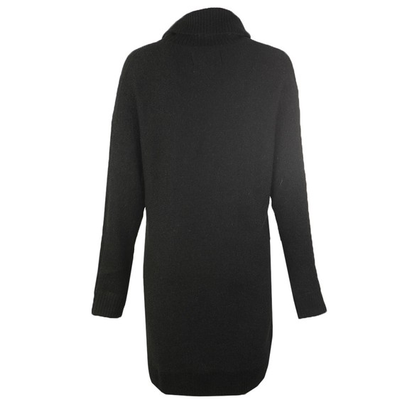 Calvin Klein Jeans Womens Black Logo Banana Dress main image