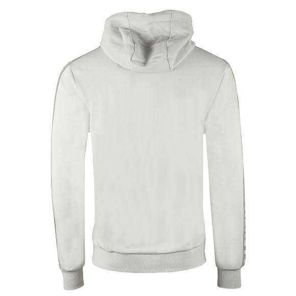 Eleven Degrees Mens Grey Radar Over The Head Hoody main image