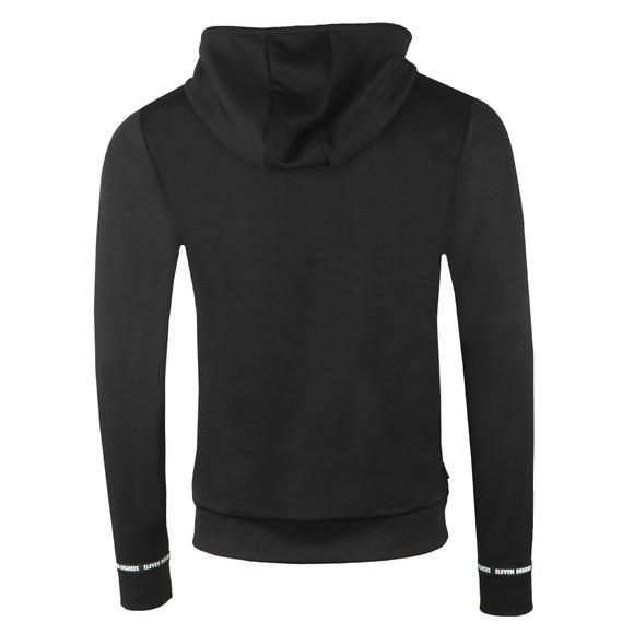 Eleven Degrees Mens Black Full Zip Sweatshirt main image