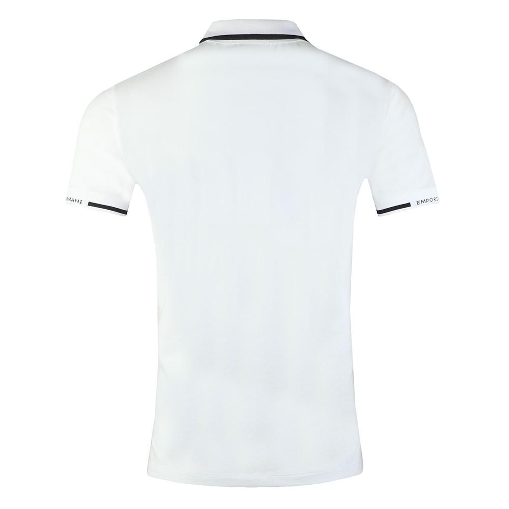 Stripe Collar Polo Shirt main image