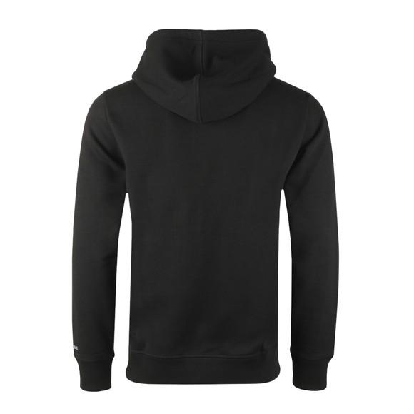 Calvin Klein Jeans Mens Black Essential Regular Hoody main image