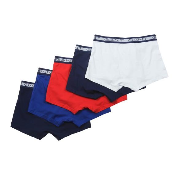 Gant Mens Multicoloured 5 Pack Trunk