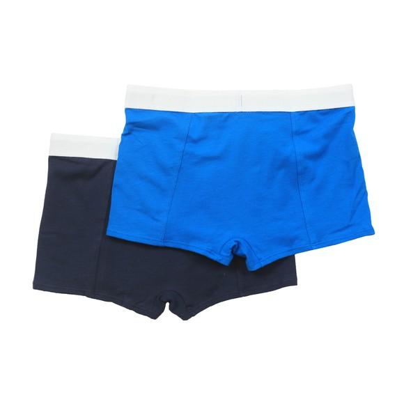 Calvin Klein Boys Blue 2 Pack Trunks