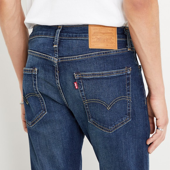 Levi's ® Mens Blue 512 Slim Tapered Jean main image