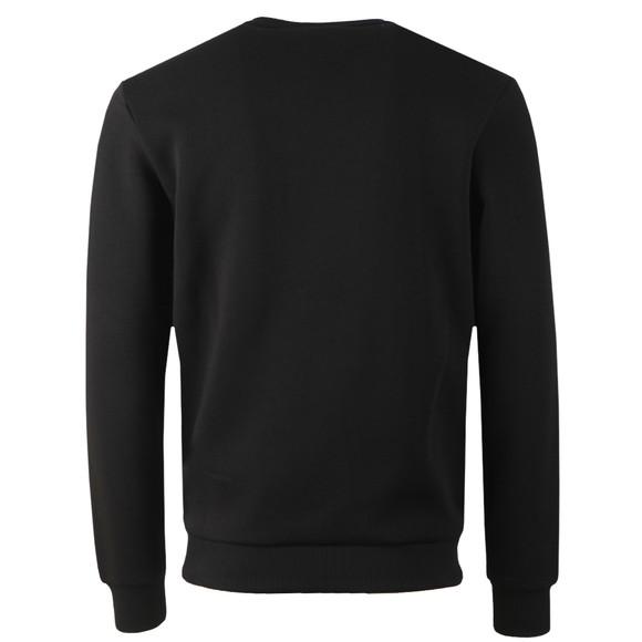 Kings Will Dream Mens Black Demon Fleece Sweatshirt main image