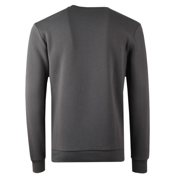Kings Will Dream Mens Grey Demon Fleece Sweatshirt main image