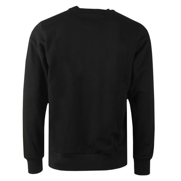Diesel Mens Black Girk Crew Sweatshirt main image