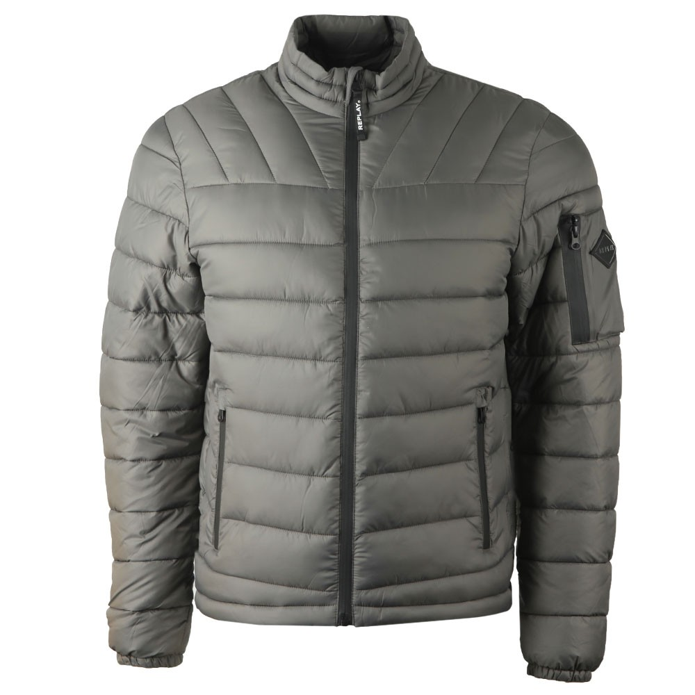 M8080 Quilted Jacket main image