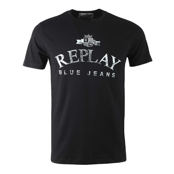 Replay Mens Blue M3141 T-Shirt
