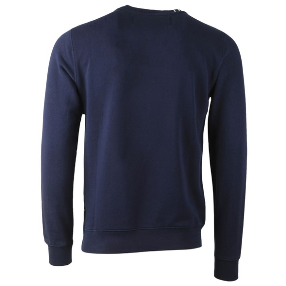 Replay Mens Blue M3436B Crew Sweatshirt main image